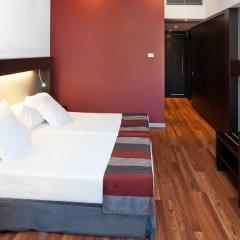 Отель Catalonia Port Испания, Барселона - отзывы, цены и фото номеров - забронировать отель Catalonia Port онлайн комната для гостей фото 3