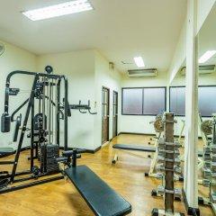 Отель Nova Park фитнесс-зал фото 2