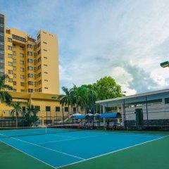 Отель Halong Pearl Халонг спортивное сооружение
