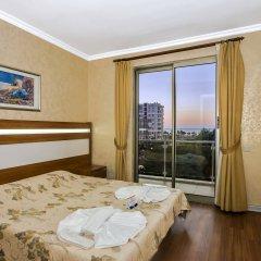 Santa Marina Hotel комната для гостей фото 2