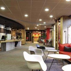 Отель ibis Lille Centre Gares интерьер отеля