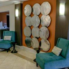 Отель Holiday Inn Express Vicksburg спа