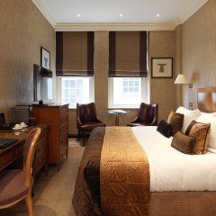 Отель Radisson Blu Edwardian Hampshire Лондон комната для гостей фото 4