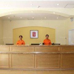 Отель Home Inn Beijing Xidan Joy City Китай, Пекин - отзывы, цены и фото номеров - забронировать отель Home Inn Beijing Xidan Joy City онлайн интерьер отеля