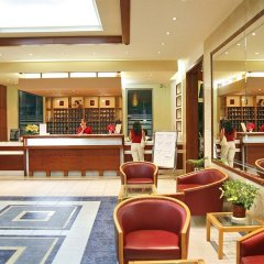 Virginia Hotel интерьер отеля