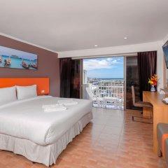 Patong 7Days Premium Hotel Phuket комната для гостей фото 2