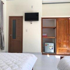 Отель Vien Duong Guest House сейф в номере