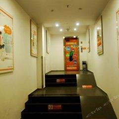 Отель Pod Inn (Chongqing Beibei Pedestrian Street Subway Station) интерьер отеля фото 3
