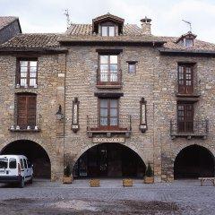 Отель Los Siete Reyes парковка