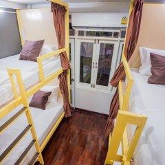 T Smy House - Hostel балкон