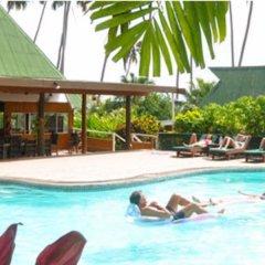 Отель Daku Resort Савусаву бассейн фото 3