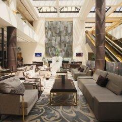 The LA Hotel Downtown интерьер отеля фото 3
