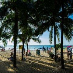 Отель Print Kamala Resort пляж