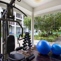 Отель D Varee Mai Khao Beach фитнесс-зал фото 3