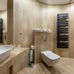 Отель Aparthotel New Lux Вроцлав сауна