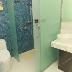 Hongjingdi Boutique Hotel (Chengdu Jinniu Wanda Plaza) ванная