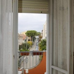 Hotel Villa Dina Римини балкон