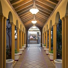 Elba Lucía Sport & Suite Hotel интерьер отеля