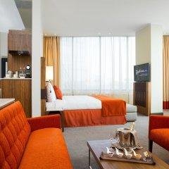 Рэдиссон Блу Шереметьево (Radisson Blu Sheremetyevo Hotel) комната для гостей фото 4