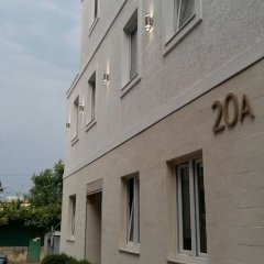 Гостиница Gosti Одесса парковка