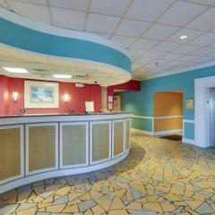 Отель Dolphin Beach Resort интерьер отеля
