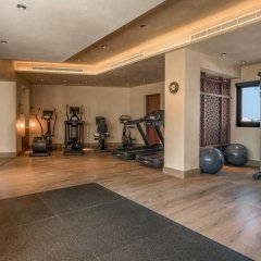 Отель Al Bait Sharjah ОАЭ, Шарджа - отзывы, цены и фото номеров - забронировать отель Al Bait Sharjah онлайн фитнесс-зал