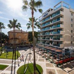 Отель Blaumar Hotel Salou Испания, Салоу - 7 отзывов об отеле, цены и фото номеров - забронировать отель Blaumar Hotel Salou онлайн