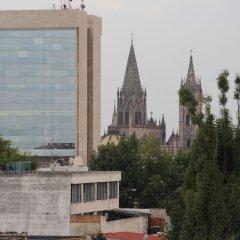 Отель Suites Chapultepec Мексика, Гвадалахара - отзывы, цены и фото номеров - забронировать отель Suites Chapultepec онлайн фото 4