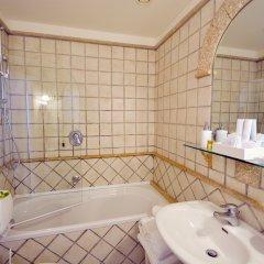 Отель Villa Romana Hotel & Spa Италия, Минори - отзывы, цены и фото номеров - забронировать отель Villa Romana Hotel & Spa онлайн ванная