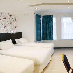 Euro Hotel Clapham комната для гостей фото 4