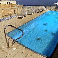 Отель The Diplomat Hotel Мальта, Слима - 9 отзывов об отеле, цены и фото номеров - забронировать отель The Diplomat Hotel онлайн бассейн фото 2