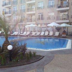 Отель Апарт-Отель Menada Dawn Park Болгария, Солнечный берег - отзывы, цены и фото номеров - забронировать отель Апарт-Отель Menada Dawn Park онлайн бассейн фото 3