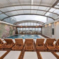 Zagreb Hotel Турция, Стамбул - 14 отзывов об отеле, цены и фото номеров - забронировать отель Zagreb Hotel онлайн бассейн фото 2