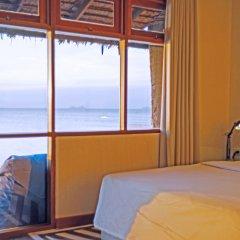 Отель Escape Beach Resort балкон