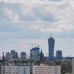 Отель P&O Arkadia 8 Польша, Варшава - отзывы, цены и фото номеров - забронировать отель P&O Arkadia 8 онлайн балкон