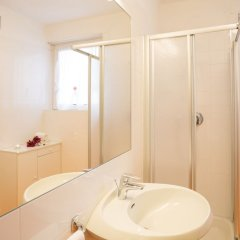 Отель Gruberhof Италия, Меран - отзывы, цены и фото номеров - забронировать отель Gruberhof онлайн ванная фото 2