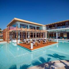 Отель Stella Island Luxury resort & Spa - Adults Only с домашними животными