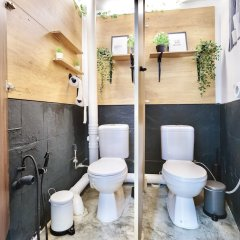 Отель HipsterCity ванная