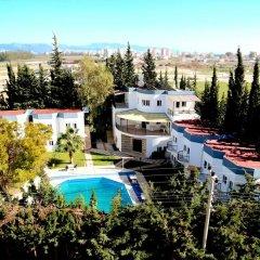 Park Limros Hotel Турция, Чавушкёй - отзывы, цены и фото номеров - забронировать отель Park Limros Hotel онлайн бассейн фото 3