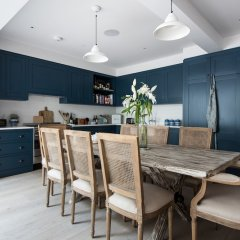Отель onefinestay - Maida Vale private homes в номере