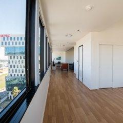 Отель Ginosi Metropolitan Apartel США, Лос-Анджелес - отзывы, цены и фото номеров - забронировать отель Ginosi Metropolitan Apartel онлайн балкон