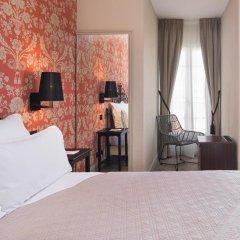 Отель Hôtel Le Grimaldi by Happyculture Франция, Ницца - 6 отзывов об отеле, цены и фото номеров - забронировать отель Hôtel Le Grimaldi by Happyculture онлайн комната для гостей фото 4