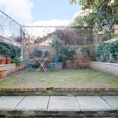 Отель Stunning 2 Bedroom Apartment With Garden in Notting Hill Великобритания, Лондон - отзывы, цены и фото номеров - забронировать отель Stunning 2 Bedroom Apartment With Garden in Notting Hill онлайн фото 3