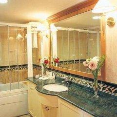 Ece Saray Marina & Resort - Special Class Турция, Фетхие - отзывы, цены и фото номеров - забронировать отель Ece Saray Marina & Resort - Special Class онлайн ванная фото 2