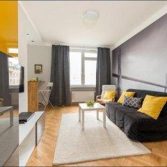 Отель P&O Apartments Galeria Bracka Польша, Варшава - отзывы, цены и фото номеров - забронировать отель P&O Apartments Galeria Bracka онлайн комната для гостей фото 4