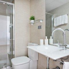 Отель Aspasios Las Ramblas Apartments Испания, Барселона - отзывы, цены и фото номеров - забронировать отель Aspasios Las Ramblas Apartments онлайн ванная