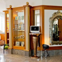 Отель Arthotel Ana Munich Messe Мюнхен гостиничный бар