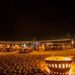 Отель Beach House Turks and Caicos пляж