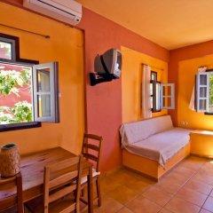Отель Merovigla Studios Греция, Остров Санторини - отзывы, цены и фото номеров - забронировать отель Merovigla Studios онлайн комната для гостей фото 4