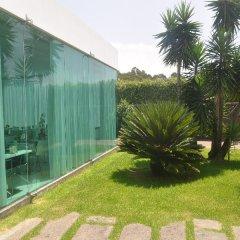 Отель Quinta de Santa Bárbara Casas Turisticas спортивное сооружение